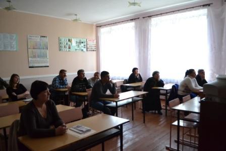 навчання та викладачів спецпредметів проводиться на базі нововолинського вищого професійного училища в рамках
